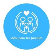 icône Idéal pour les familles