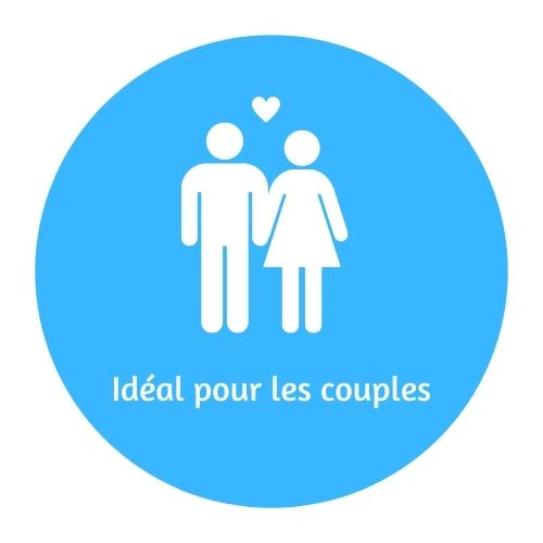 icone idéal pour les couples